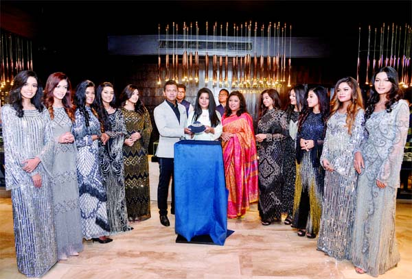 Crown of 'Miss Universe Bangladesh 2019' unveiled