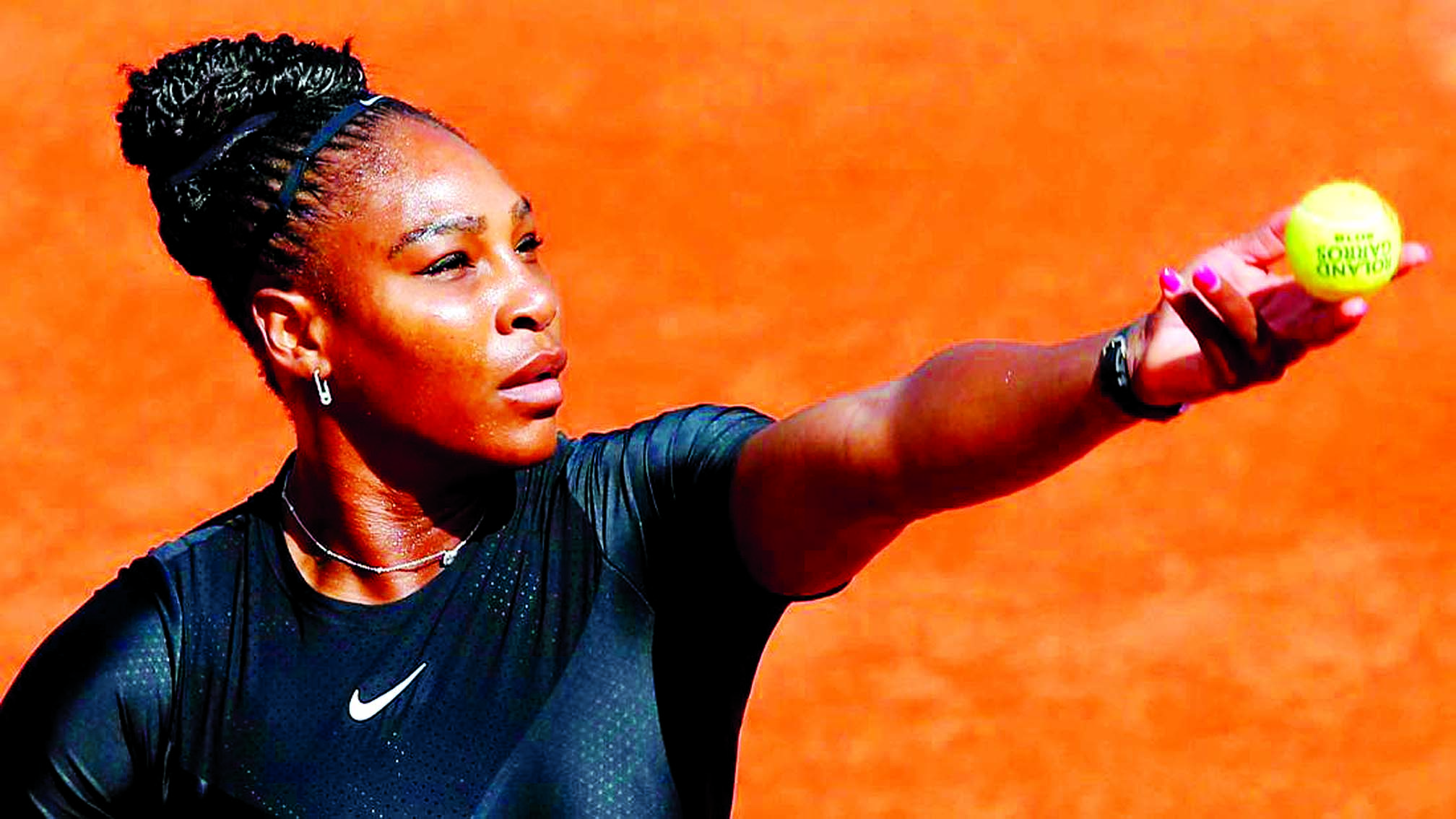 Serena Williams crowned the world's richest sportswoman