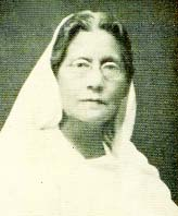 Poet Kamini Roy