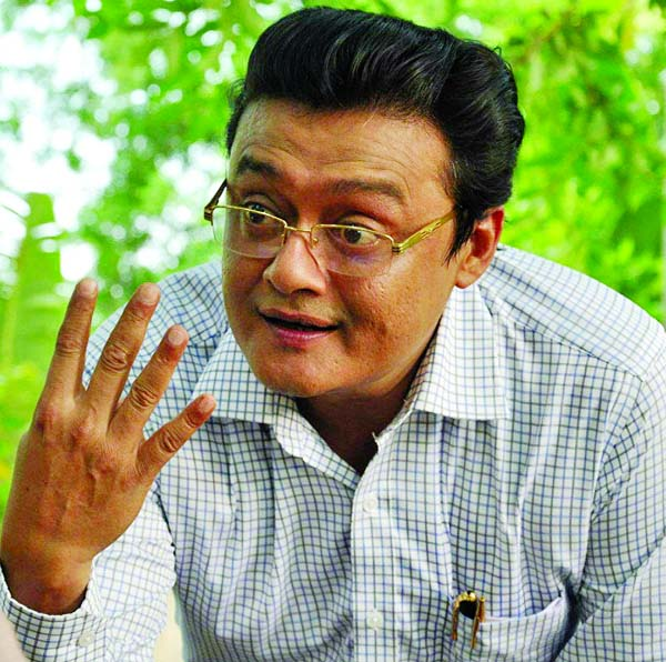 Saswata Chatterjee in a negative role
