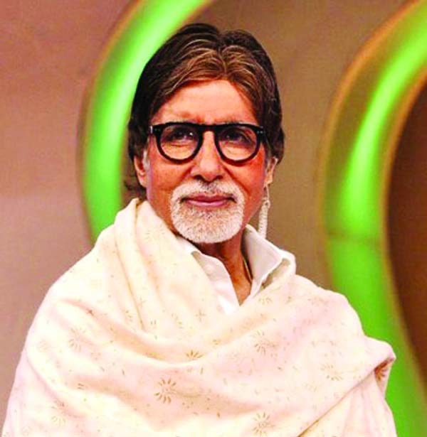 Amitabh admitted to Mumbai hospital for a regular check up