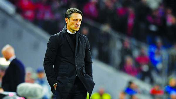 Kovac tells Bayern to dig in after Hoffenheim slump