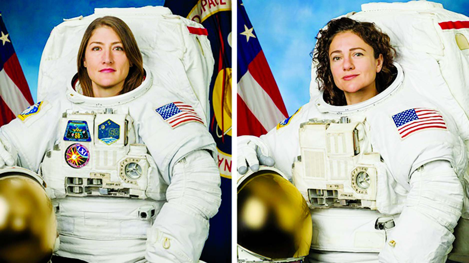 US makes history with first all-female spacewalk