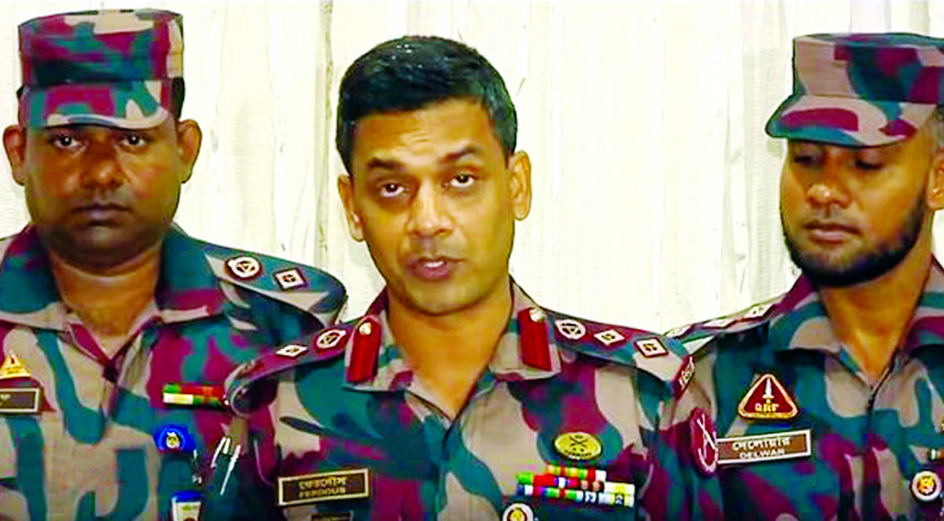 Talks on to resolve  BGB-BSF dispute