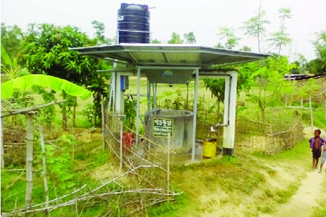 Dug-well ensures safe water to 16,000 drought-hit people