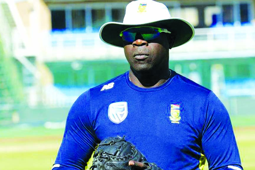 Ottis Gibson likely to team up with Justin Langer as Australia mentor