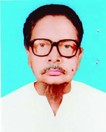 Death anniv of Dr Wali Ahmed today