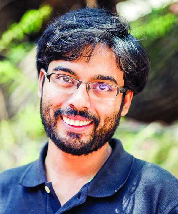 Abhirup Ghosh making a horror comedy
