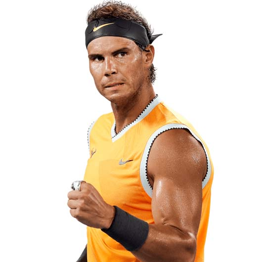 Nadal named in Spain squad for Davis Cup