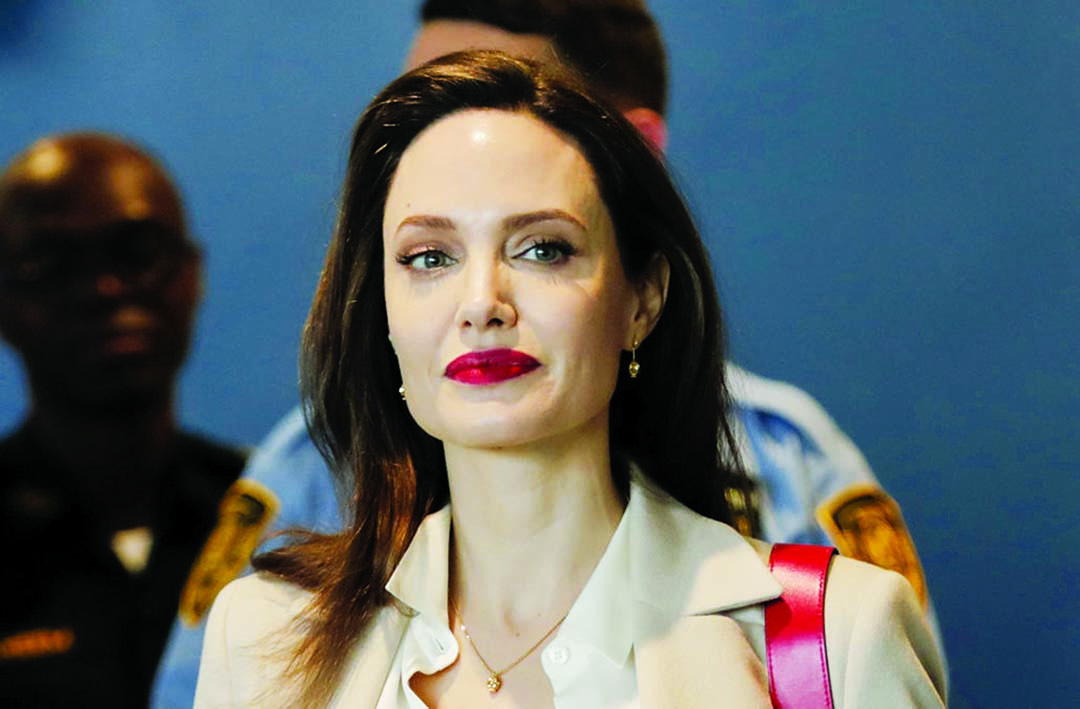 I felt 'broken' after Brad Pitt split: Angelina Jolie