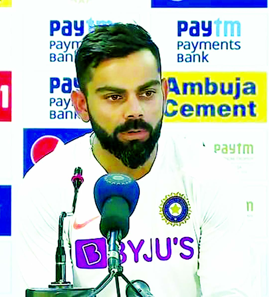 We should have five strong Test centres in India: Virat Kohli
