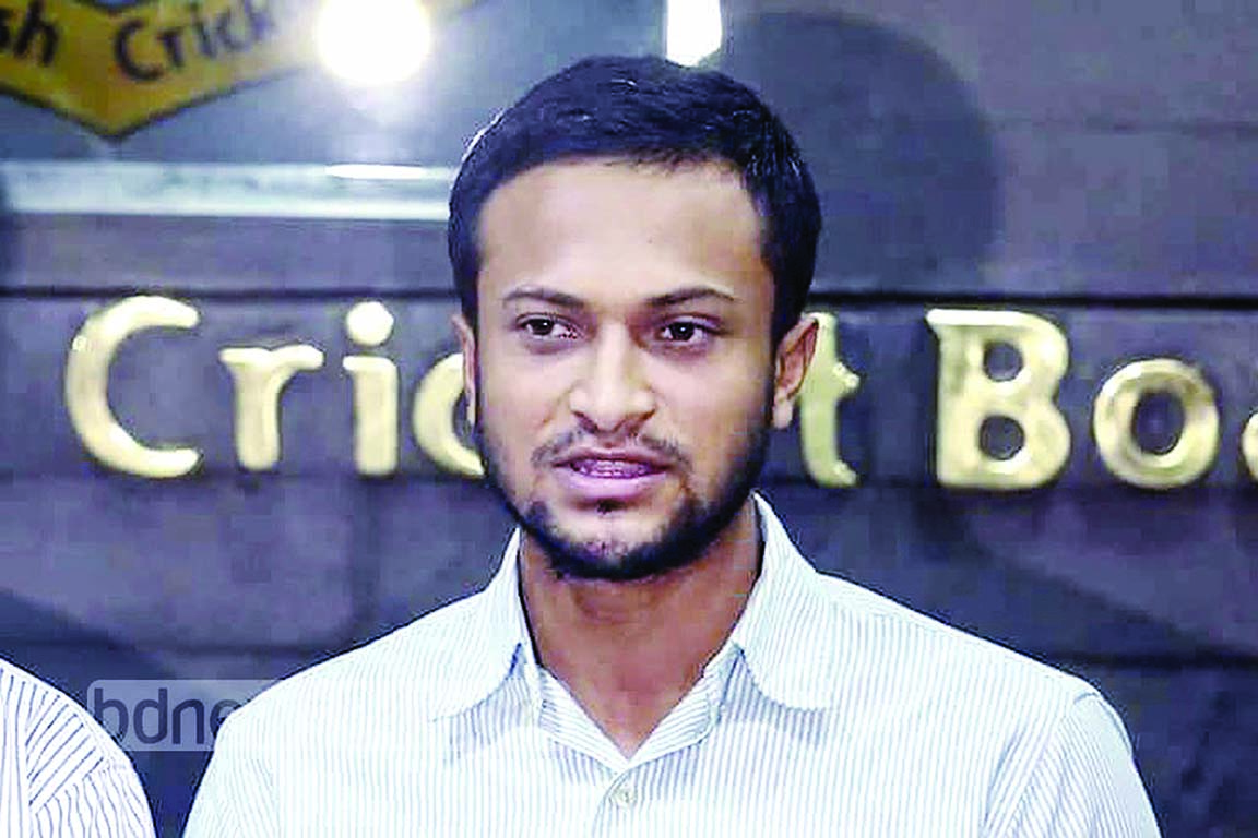 Shakib wanted to meet bookie 'first', WhatsApp conversations reveal