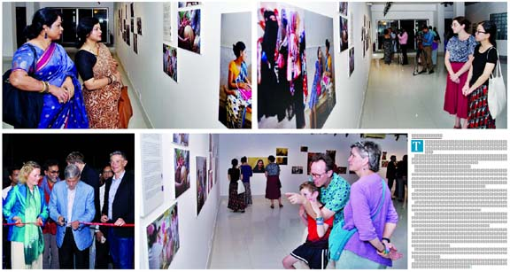 Photography exhibition 'Humans of ICPD: Faces of Bangladesh'