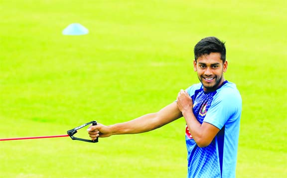Miraz upbeat about filling Shakib's void