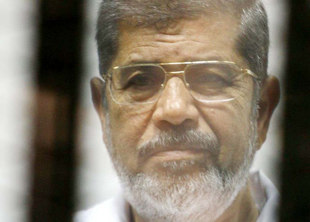 UN experts call Morsi's death in Egypt 'arbitrary killing'