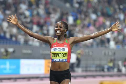 Kenyan steeplechase world champions criticise Diamond League omission