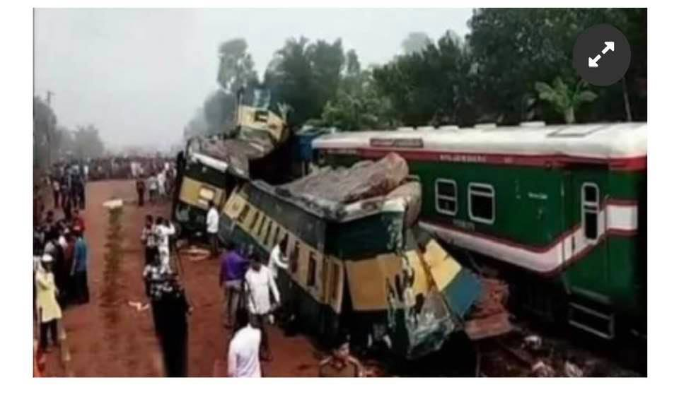 Death toll from Brahmanbaria train accident rises to 16