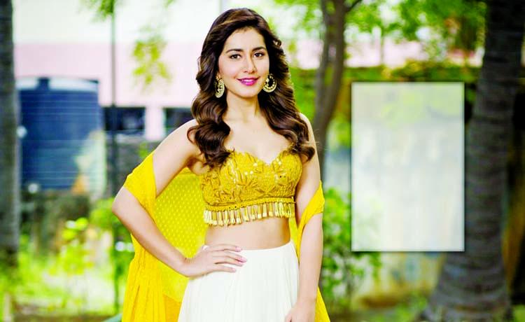 Raashi Khanna dubs for 'World Famous Lover'