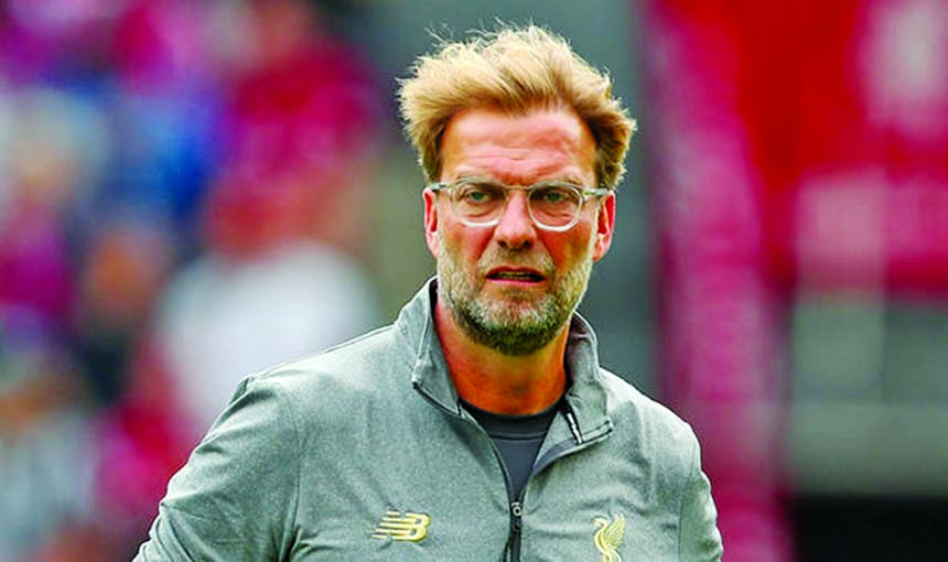 Klopp tells UEFA seminar that VAR must improve
