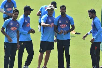 India finally join the pink-ball party in Bangladesh series