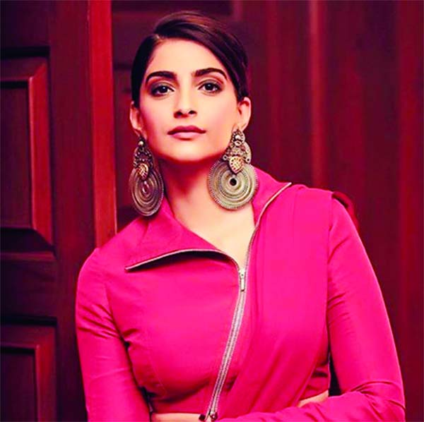 Sonam Kapoor plays blind character in 'female-hero story'