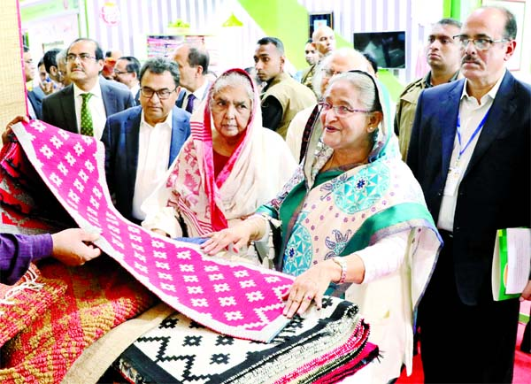 PM vows to build poverty-free BD