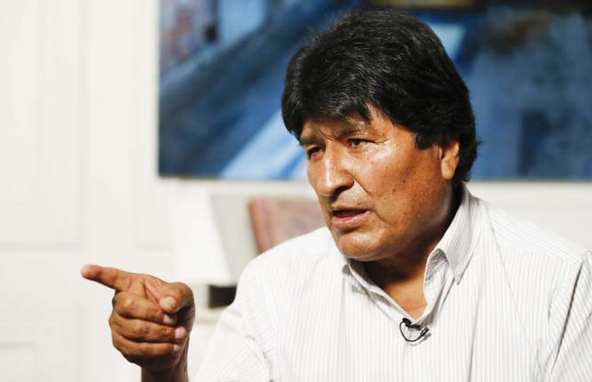 Evo Morales wants UN mediation in Bolivia