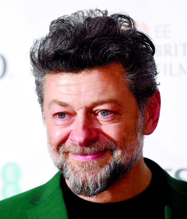 Andy Serkis joins The Batman as Alfred Pennyworth