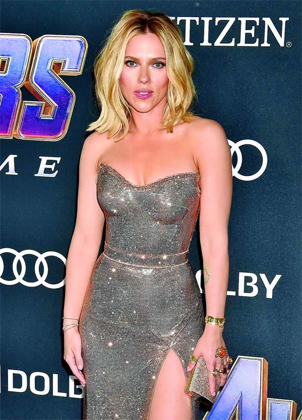 Was hyper-sexualised early in my career: Scarlett Johansson