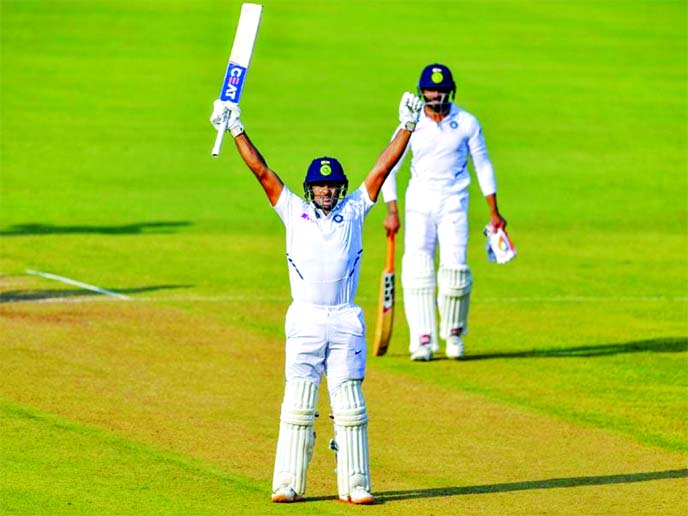 Agarwal double ton flays listless Tigers