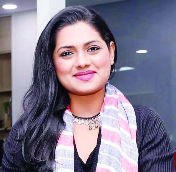 Actress Tisha to make debut as film producer