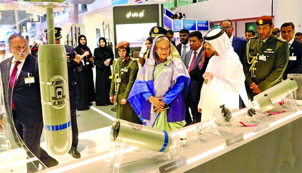 PM joins Dubai Airshow opening ceremony