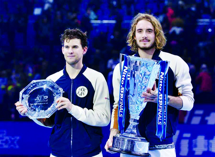 New era or false dawn? Tsitsipas win invites caution