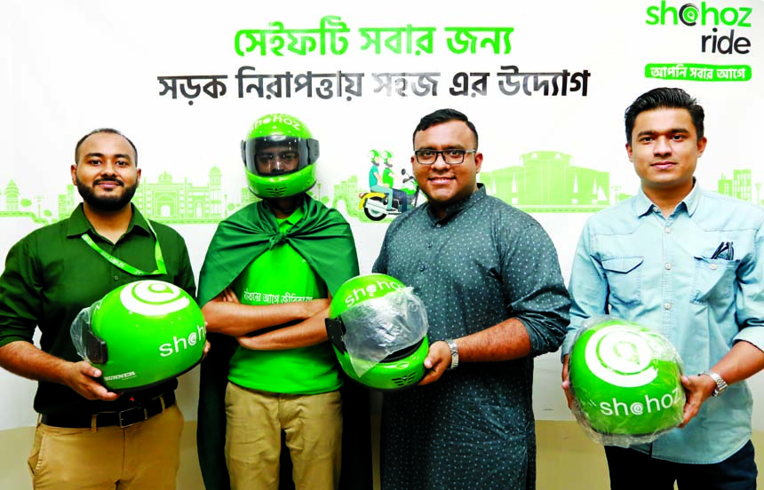 Shohoz initiatives to ensure safety for all