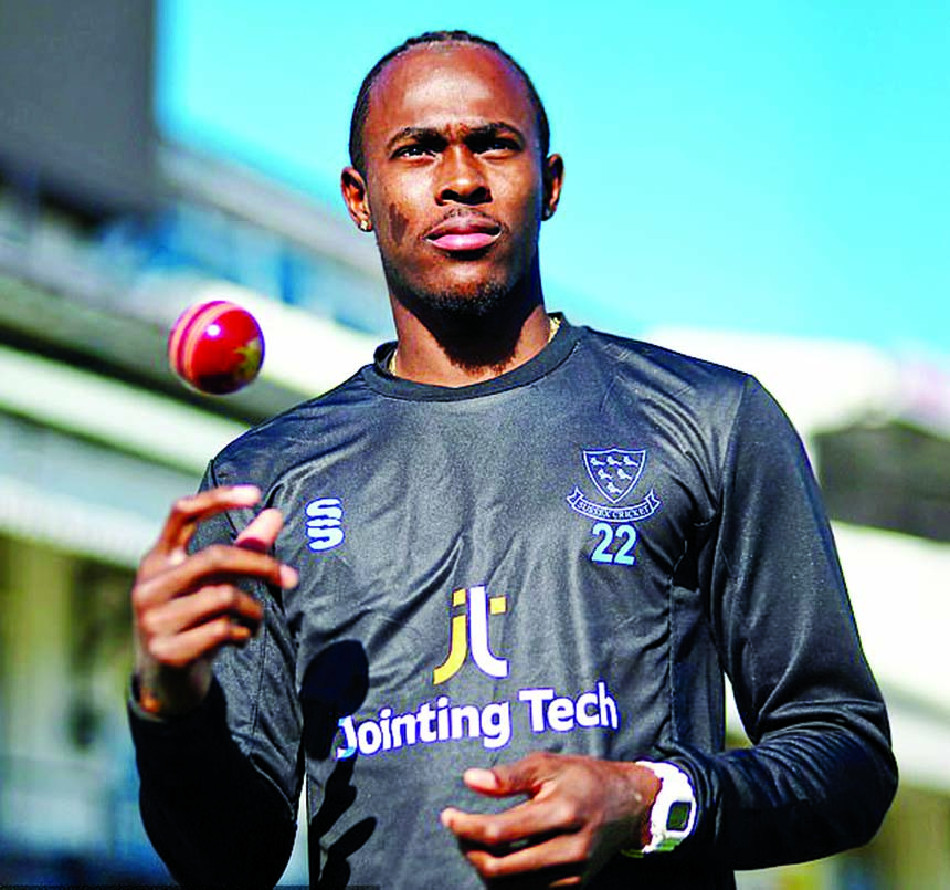 Archer admits short ball won't faze Kane Williamson