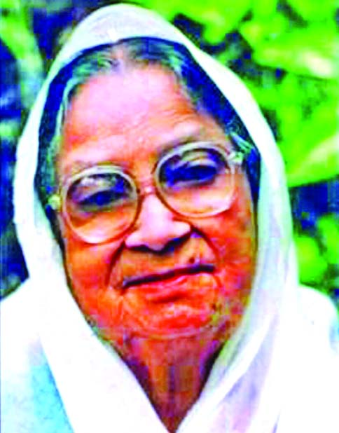 Sufia Kamal's death anniv today