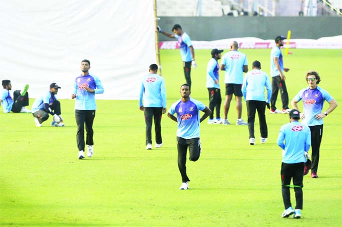 Bangladesh brace for another historic first against India