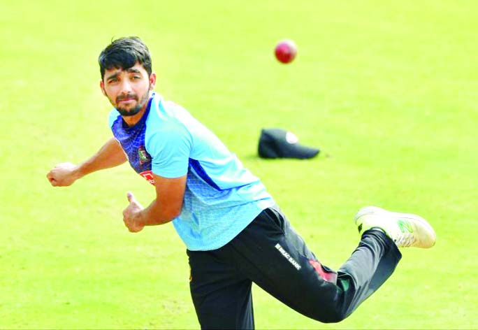 Mominul unfazed by enthusiasm revolving around pink ball