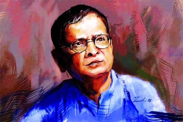 Novelist Humayun Ahmed