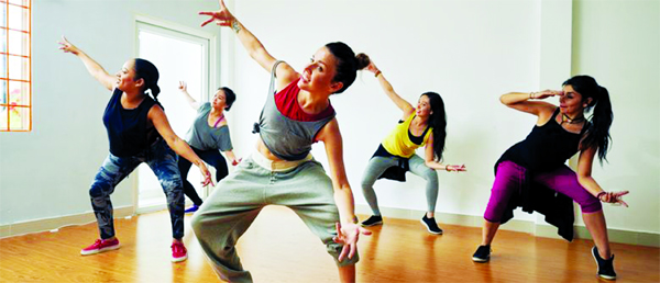 Dance forms that will help burn maximum calories