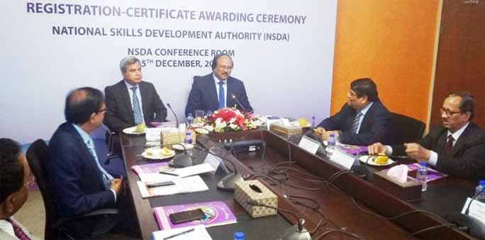 Four skill providers get NSDA registration