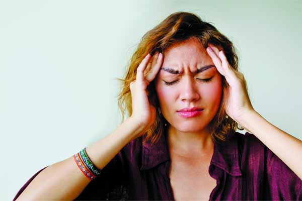 How to get rid of a throbbing headache quickly