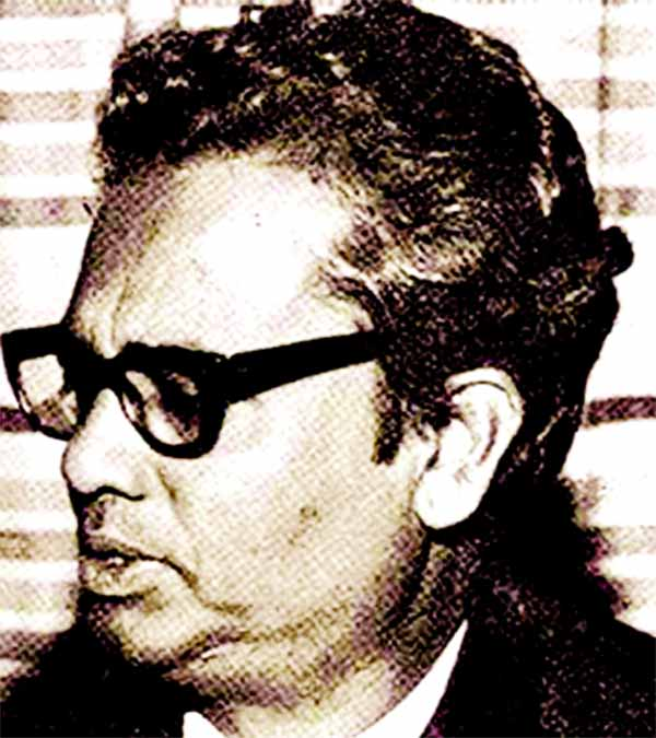 Playwright, critic Munier Chowdhury