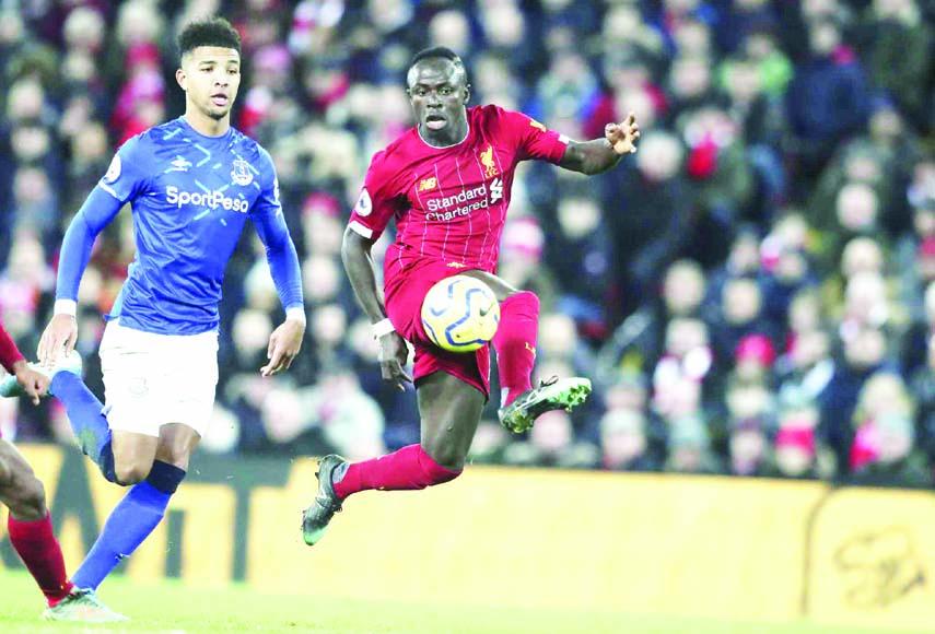 Five-star Liverpool thrash sorry Everton
