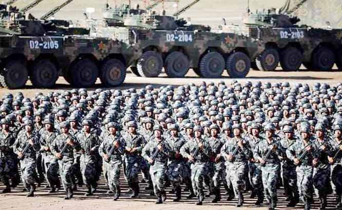 China's defence budget increased 850pc over 20 years: Pentagon