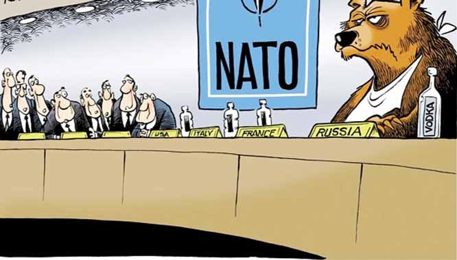 NATO Is Also Obsolete, Rabid Dog
