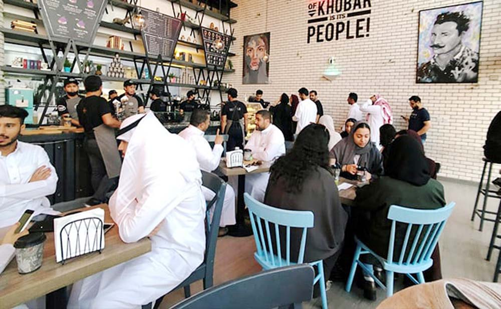 Saudi Arabia ends gender-segregated entrances for restaurants