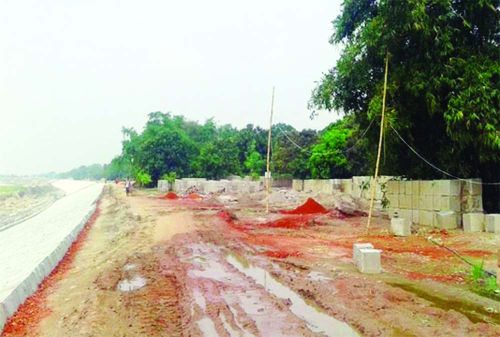 Tk 722 cr project to protect mainland from river-erosion in Rajshahi