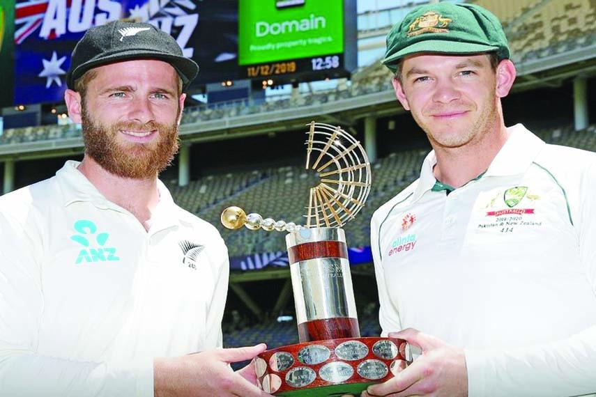 New Zealand brace for Australian challenge, sweat on Boult fitness