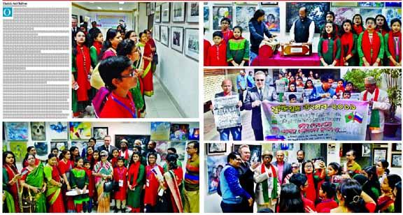 Liberation War Festival starts at RCSC in Dhaka
